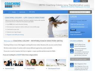 Coaching colony