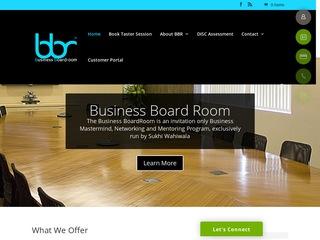 Business Boardroom