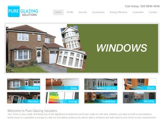 Pure glazing solutions