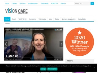 Visioncare charity