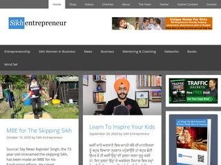 Sikh Entrepreneur