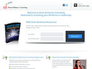 Brain Brilliance